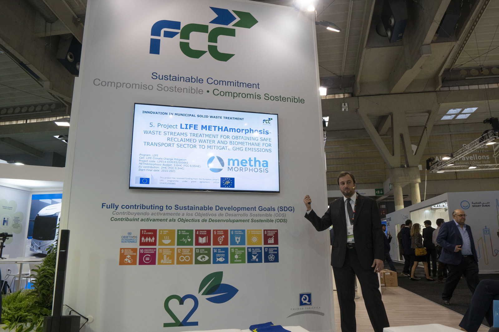 FCC MA en el Smart City